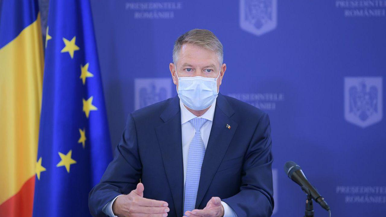 """Klaus Iohannis: """"Imediat ce vom avea în Parlament altă majoritate, vom reconstrui din temelii tot sistemul sanitar"""""""