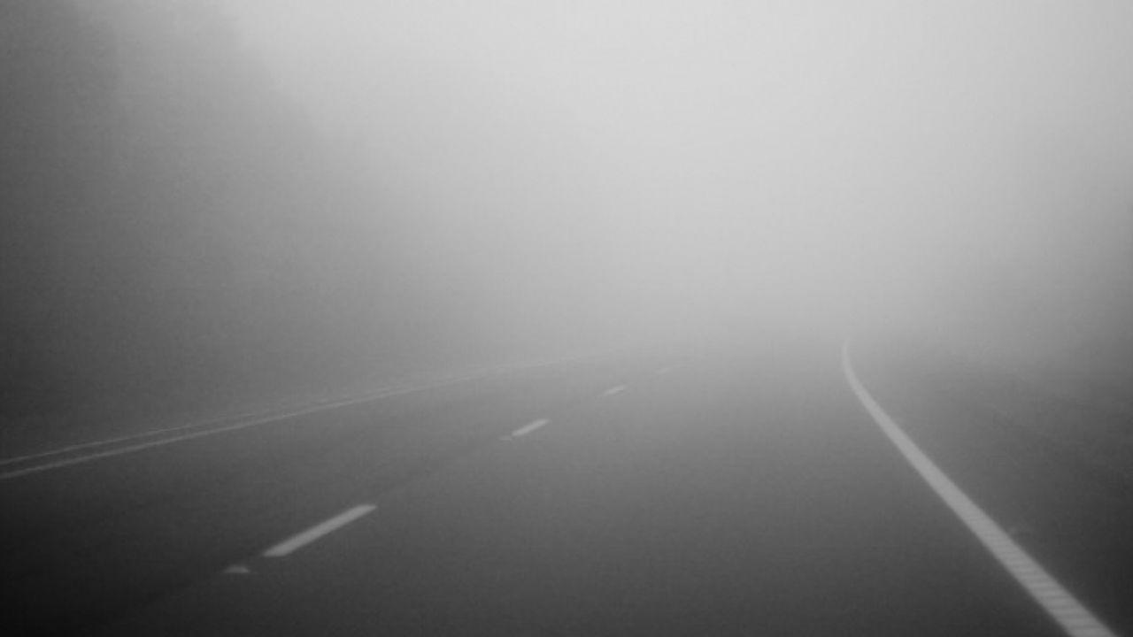 Cod GALBEN de ceață. Vizibilitatea scade sub 50 de metri