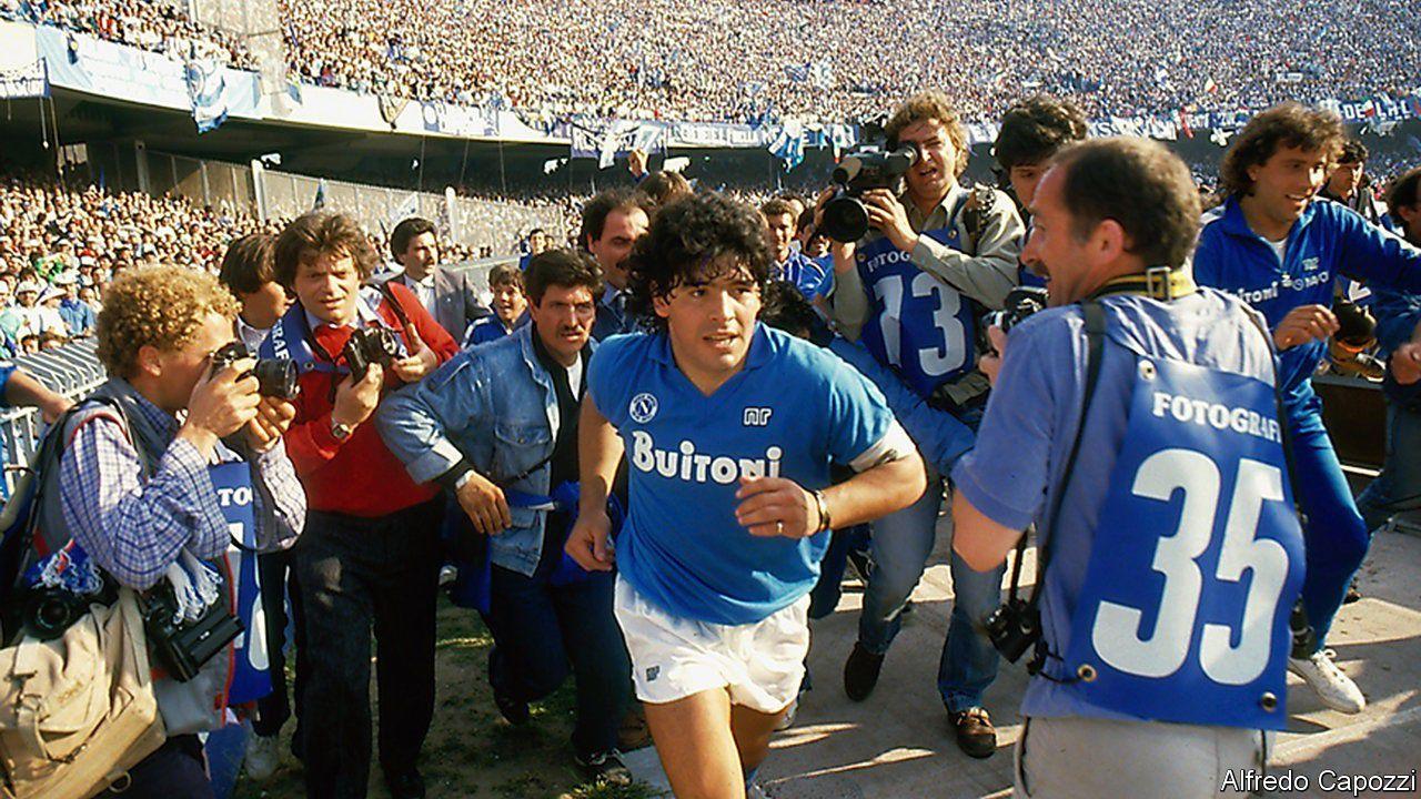 """Maradona, moartea unui zeu. """"Copilul de geniu devenit împlinirea unei profeţii"""", toată presa internaţională este în doliu"""