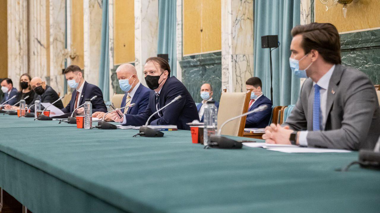 Florin Cîțu, întâlnire cu reprezentanții cultelor religioase. Noi decizii pentru Paște 2021. Cum se va desfășura slujba în noaptea de Înviere