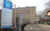 O pacientă cu COVID-19 s-a sinucis în baia Spitalului Judeţean Bistriţa