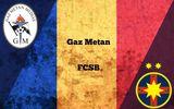 GAZ METAN FCSB 2-3 în etapa a 11-a din Liga 1. Cum arată CLASAMENTUL