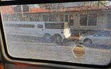 Împuşcături în Bucureşti. Un bărbat a tras focuri de armă într-un tramvai