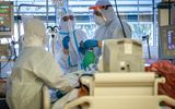 Bilanţ coronavirus 4 decembrie. Peste 8.000 de cazuri COVID, 176 de decese în 24 de ore. Cel mai mare număr de pacienţi COVID la ATI