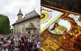 Pelerinaj în județul Suceava. Credincioșii se pot ruga la moaștele Sf. Ioan cel Nou de la Suceava