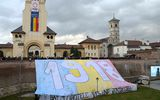 Ziua națională a României. Oraşul Unirii iese din carantină de 1 decembrie 2020