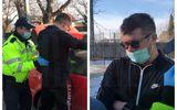 Tânăr din Iaşi, prins la volan fără permis, le-a mărturisit poliţiştilor că face trafic de droguri şi că a vândut şi alte substanţe interzise VIDEO