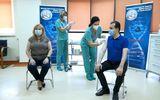 Ludovic Orban și Anca Dragu s-au vaccinat anti-Covid în fața tuturor românilor la Spitalul Militar VIDEO