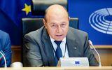"""Traian Băsescu, intervenţie în Parlamentul European: """"Dreptul la viaţă"""""""