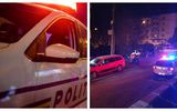 Un şofer fără permis a făcut ravagii în Constanţa. A lovit zece maşini parcate după ce i s-a făcut rău la volan