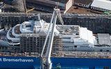 Iahtul de o jumătate de miliard de euro al lui Roman Abramovici este cel mai puternic din lume. Bijuteria va fi gata până în vară FOTO