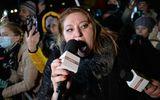 """Diana Şoşoacă, la proteste: """"Mă deranjează absolut tot, aceste restricții sunt total neconstituționale"""" VIDEO"""