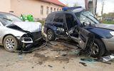 Accident teribil! Mai mulți jandarmi răniți, unul este în comă. Imagini cutremurătoare!