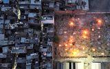 Morţi de Covid, incineraţi în parcare. India nu mai face faţă deceselor cauzate de coronavirus