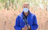 Iohannis: Cred că am depăşit perioada de maximă presiune asupra secţiilor ATI. Campania de vaccinare nu este în dificultate