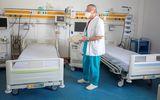 """O nouă secție ATI pentru pacienții COVID la Spitalul Militar Central """"Dr. Carol Davila"""" din Capitală"""