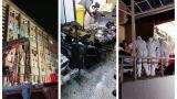 Altex va dota integral secţia ATI distrusă de incendiul de la spitalul din Piatra Neamţ