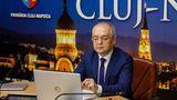 Emil Boc: Încă mai sunt paturi la ATI Cluj chiar dacă suntem cu apa aproape la gură!