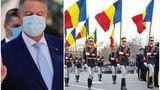 Klaus Iohannis, anunţ pentru Ziua Naţională: Fără paradă militară de 1 Decembrie!