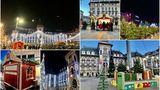 """Reportaj! Cum a durat Târgul de Crăciun din Craiova doar o oră! Luminiţe, kurtos colac şi iz de campanie electorală: """"Olguţa, premier! E mai buna decât Orban!"""""""
