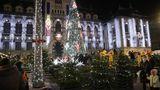 Târgul de Crăciun de la Craiova a fost închis după o oră de la deschidere