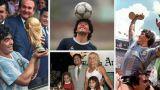"""Diego Maradona a murit! Cariera fabuloasă a lui """"El Pibe de Oro"""": de la titlul mondial la dependenţa de droguri"""