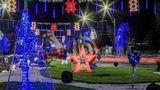 S-au aprins luminiţele de Crăciun în Bucureşti, în sectorul 4. Anunţul făcut de Daniel Băluţă