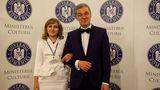 """Gabriela Cenuşă, asistenta lui Vela, prima reacţie după ce a fost decorată de Iohannis: """"Poate nu merit"""""""