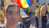 """George Simion: """"Băsescu spune că sunt semidoct, iar Cartianu că sunt o maimuță. Care e opinia voastră?"""""""