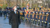 Ceremonie restrânsă în Capitală de Ziua Națională a României. Președintele Iohannis: Pandemia ne obligă să onorăm această zi în alte registre decât cele obișnuite