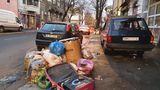 Străzile din Sectorul 1 invadate de gunoaie. Romprest nu şi-a mai primit de 4 luni banii de la Primăria Sectorului 1