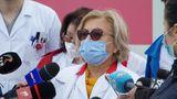 Carmen Dorobăţ nu mai are voie să fie manager la Spitalul de Boli Infecţioase Iaşi