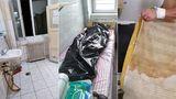 Imagini șocante la spitalul din Reșița: Bolnavi de COVID-19, cu afecţiuni psihice, dezbrăcaţi pe holuri