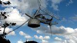 Căderea unui uriaş. Imagini impresionante cu prăbuşirea unuia dintre cele mai mari telescoape din lume, momentul a fost surprins de o dronă VIDEO
