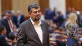 """Marcel Ciolacu, atac dur la adresa premierului Cîțu: """"Este inuman să majorezi salariul minim cu 25 de bani pe oră"""""""