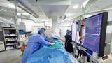 """Presiunea din spitalele COVID scade. Emilian Imbri: """"Avem două paturi libere la ATI, n-au mai fost demult"""""""