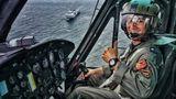 Tragedia weekend-ului, un elicopter militar s-a prăbuşit în munţi. Au murit toate cele şapte persoane aflate la bord