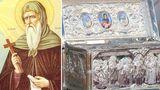Calendar ortodox 17 ianuarie 2021. Cruce roșie. Sfântul Antonie cel Mare, făcător de minuni, te ajută să te căsătorești