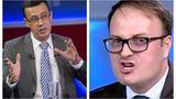 """Punctul Culminant la România TV: Dialog furtunos între Victor Ciutacu şi Alexandru Cumpănaşu: """"I-auzi, mă! Hai că ne întâlnim în instanța de judecată"""""""