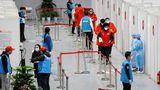 China se pregăteşte de un nou val de Covid şi a construit un spital nou în doar cinci zile