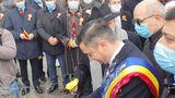 Incidente la ceremoniile dedicate Unirii Principatelor: Primarul Mihai Chirica, atacat cu iaurt