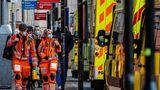 Record de morţi de Covid în Marea Britanie, în ciuda vaccinurilor şi restricţiilor. Peste 1.800 de decese în ultimele 24 de ore