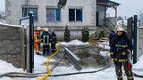 Tragedie de proporţii, 15 bătrâni au murit arşi de vii. Un incendiu a mistuit un azil din Harkov