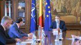 Preşedintele Iohannis, întâlnire cu liderii coaliţiei guvernamentale pe tema bugetului