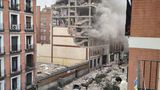 Explozie puternică în centrul Madridului. Sunt cel puţin doi morţi, mai multe clădiri au fost afectate VIDEO