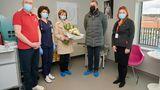 Custodele Coroanei Române, Margareta, şi Principele Radu s-au vaccinat împotriva COVID-19