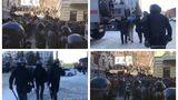 Proteste de amploare în Rusia pentru susținerea lui Aleksei Navalnîi. Sute de persoane au fost arestate