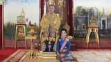 Amanta regelui din Thailanda, ridicată în rang de ziua sa de naştere