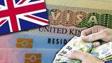 Scandal diplomatic. MAE cere Guvernului britanic să scadă taxa pentru viza de muncă, mai mare pentru români
