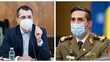Valeriu Gheorghiţă, coordonatorul campaniei de vaccinare, dezminte tensiunile dintre el şi ministrul Vlad Voiculescu